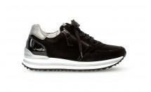 Gabor Sneaker Rits Zwart