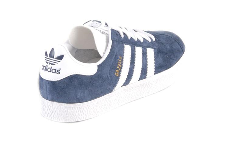 ad9eb4598d6 adidas gazelle dames donkerblauw