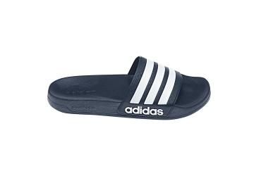 Adidas CF ADILETTE CONAVY/FTWWHT/CON - CONAVY/FTWWHT/CON - CONAVY-FTWWHT-C