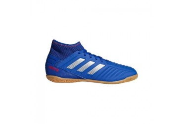 Adidas PREDATOR 19.3 IN J BOBLUE/SILVMT/ACT - BOBLUE/SILVMT/ACTRED
