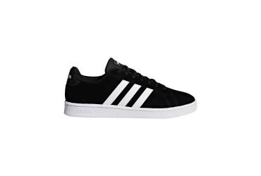 Adidas GRAND COURT CBLACK/FTWWHT/FTW - CBLACK/FTWWHT/FTWWHT