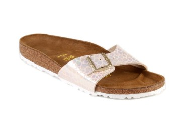 Birkenstock Madrid Slipper Beige