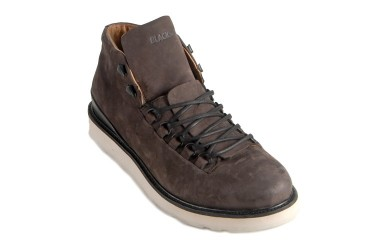 Blackstone MM-23 Sneaker Wit Zool Taupe