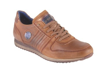 Braend Sneaker Bruin