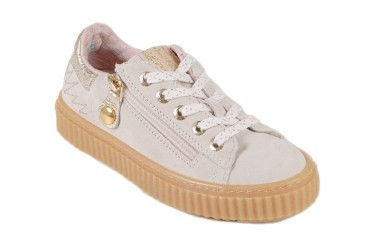 Develab Low Cut Sneaker Off White