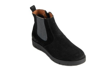 Develab Chelsea Boot Zwart