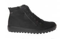 Ecco Veterboot Soft 7 Tred Zwart