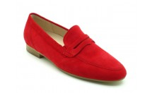 Gabor Loafer Rood