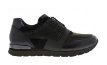 Gabor Sneaker Sportief Groen Combinatie
