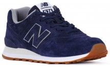 New Balance ML554 D Sneaker Blauw