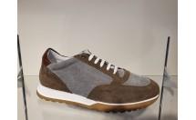 Passi Sneaker Flex Sport Beige Combinatie