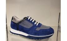 Passi Sneaker Flex Sport Blauw