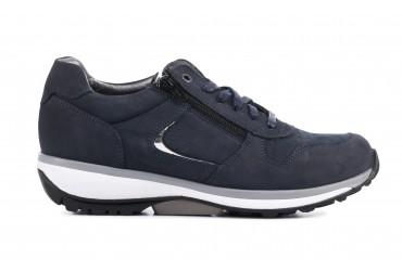 Xsensible Sneaker Jersey Blauw