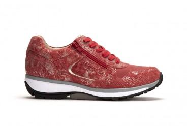Xsensible Sneaker Jersey Rood