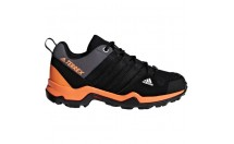 Adidas TERREX AX2R CP K CBLACK/CBLACK/HIR - CBLACK/CBLACK/HIREOR