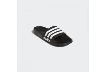 Adidas ADILETTE SHOWER CBLACK/FTWWHT/CBL - CBLACK/FTWWHT/CBLACK