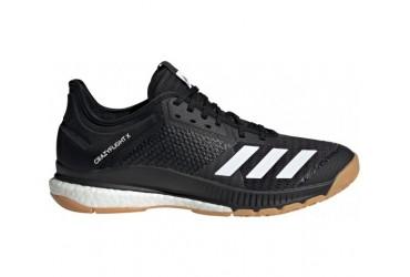 Adidas Crazyflight X 3 CBLACK/FTWWHT/GUM - CBLACK/FTWWHT/GUMM1
