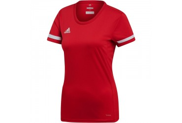 Adidas Hockey T19 S/S Jersey Women Rood