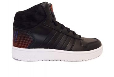 Adidas HOOPS MID 2.0 K CBLACK/CBLACK/ACT - CBLACK/CBLACK/ACTRED