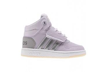 Adidas HOOPS MID 2.0 I MAUVE/MSILVE/LGRA - MAUVE/MSILVE/LGRANI