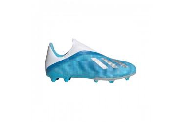 Adidas X 19.3 LL FG BRCYAN/CBLACK/SHO - BRCYAN/CBLACK/SHOPNK