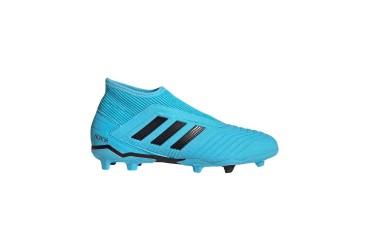 Adidas PREDATOR 19.3 LL FG J BRCYAN/CBLACK/SYE - BRCYAN/CBLACK/SYELLO