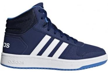 Adidas HOOPS MID 2.0 K DKBLUE/FTWWHT/TRU - DKBLUE/FTWWHT/TRUBLU