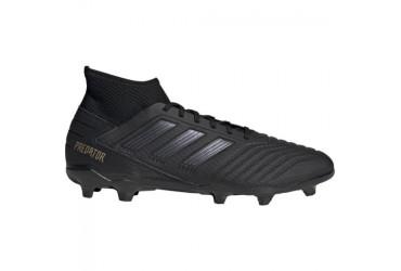 Adidas PREDATOR 19.3 FG CBLACK/CBLACK/GOL - CBLACK/CBLACK/GOLDMT