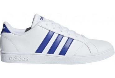 Adidas BASELINE K FTWWHT/ACTBLU/CBL - FTWWHT/ACTBLU/CBLACK