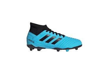 Adidas PREDATOR 19.3 FG J BRCYAN/CBLACK/SYE - BRCYAN/CBLACK/SYELLO