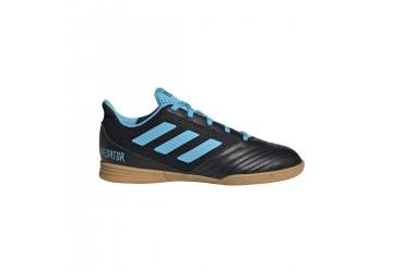 Adidas PREDATOR 19.4 IN SALA J CBLACK/BRCYAN/SYE - CBLACK/BRCYAN/SYELLO