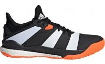 Adidas Stabil X CBLACK/FTWWHT/SOR - CBLACK/FTWWHT/SORANG