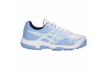 Asics GEL-BLACKHEATH 7 GS 100 - 100 - WHITE/BLUE PRINT