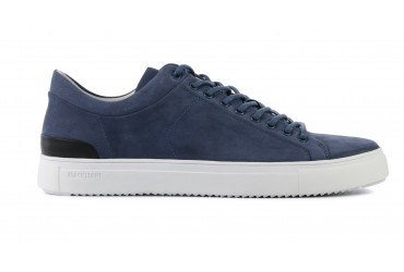 Blackstone Sneaker Donker Blauw
