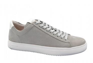 Blackstone Sneaker Perfo Wit Combinatie
