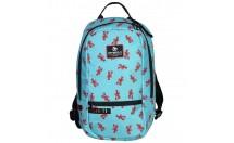 Brabo BB5290 Backpack Lobster Mnt/Rd 00009 - 00009 - multi-coloured