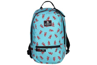 Brabo BB5290 Backpack Lobster Mnt/Rd 00009 - 00009 - multi-coloured
