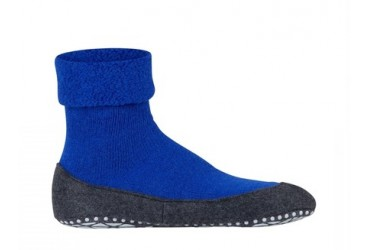 Falke Cosyshoes SO 6054 - cobalt blue