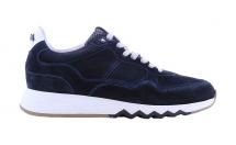 Floris Van Bommel Sneaker Blauw Combinatie
