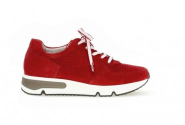 Gabor Sneaker Rood