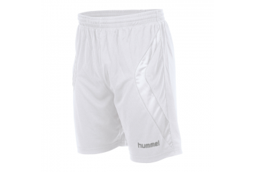Hummel Manchester Short Wit Combinatie
