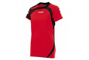 Hummel Odense Lady T-shirt Rood