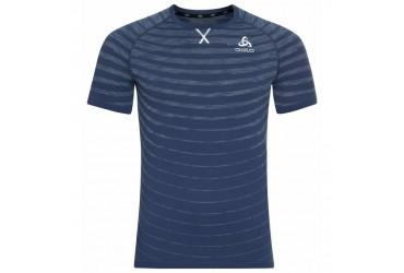 Odlo Blackcomp T-Shirt He Blauw