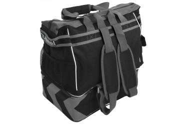 Hummel Pro Backpack Zwart Combinatie
